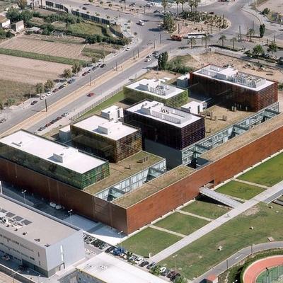 Edificios IDI.