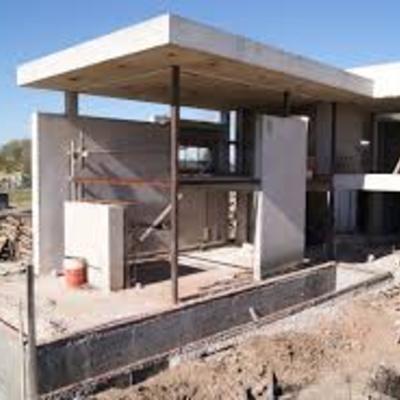 Casa construcción