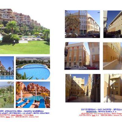 Urbanización Andalucia Hill; Viviendas en San Jacinto