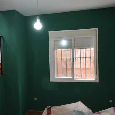 Pintura integral vivienda