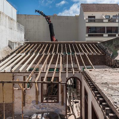 Restauración de vivienda