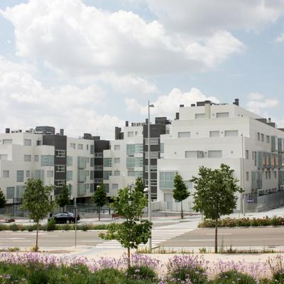 proyecto de viviendas