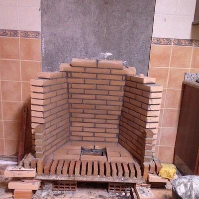 Construcción Chimenea