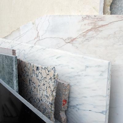 Variedad de piedra
