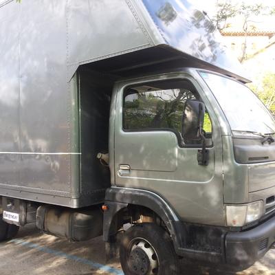 vehículo de 22m3