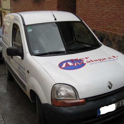Vehiculo de empresa