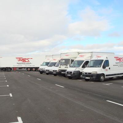 Flota de vehiculos