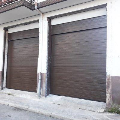 Sustitucion puertas de garaje