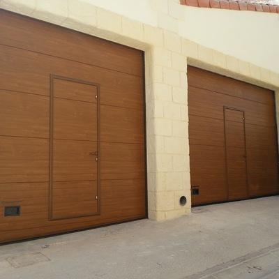 empresa puertas seccionales navatek