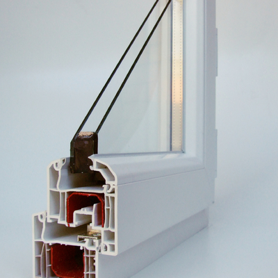 Ventana de Pvc (color Blanco)