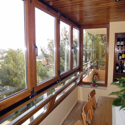 Precio ventana climalit best la vivienda dispone de aire - Puertas plegables bricomart ...