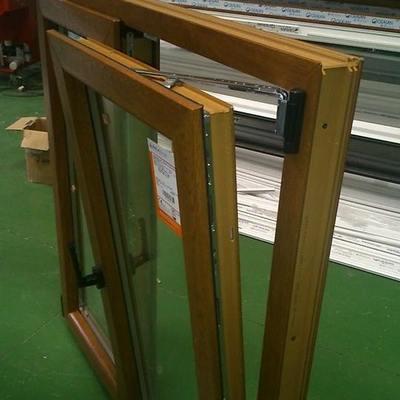 Msh ventanas humanes de madrid for Ventanas pvc madera