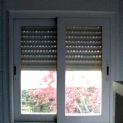 ventanas bicolor
