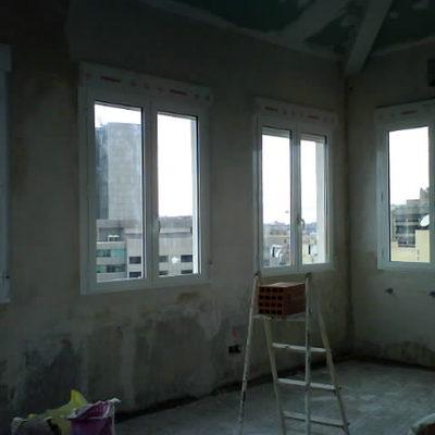 ventanas de aluminion en reabilitacion