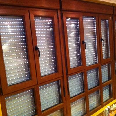 ventanas de pvc con fijos