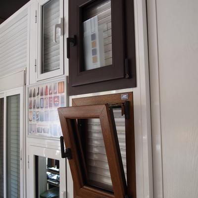 Ventanas, puertas y cerramientos