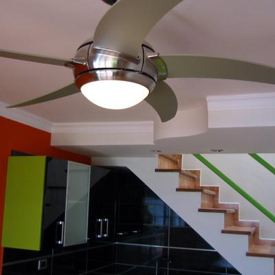 Ventilador de techo con 5 palas