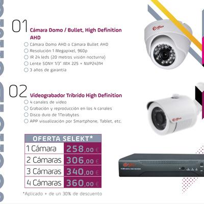 KIT SISTEMA CCTV PARA NEGOCIOS