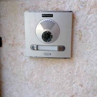 Videoportero en vivienda