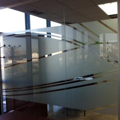 Vidrio Laminado para Separacion de oficinas