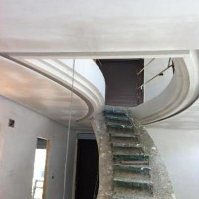 2º paso de la escalera
