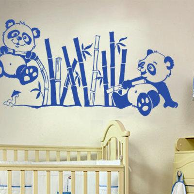 Vinilos infantiles decorativos
