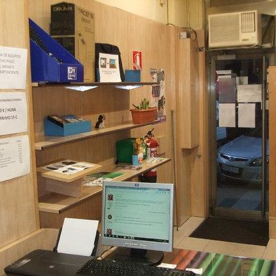 Antigua oficina