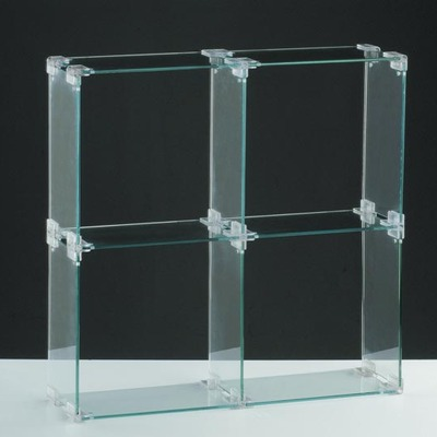 vitrinas de vidrios