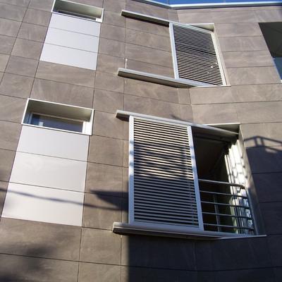 Edificio de viviendas en Portonovo (Pontevedra)