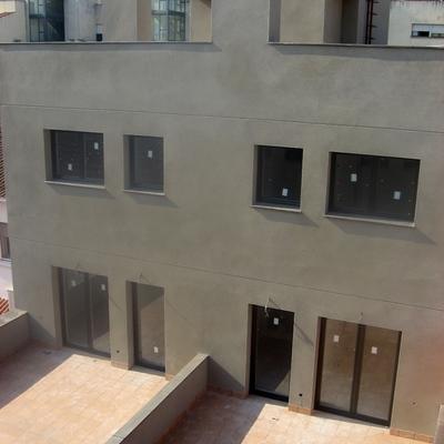 Vivienda plurifamiliar realizada en Sant Andreu de la Barca (Obra nueva) (