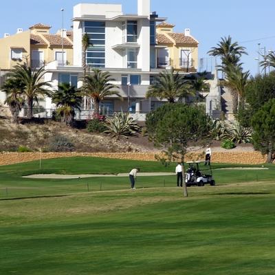Vivienda Unifamiliar Alenda Golf
