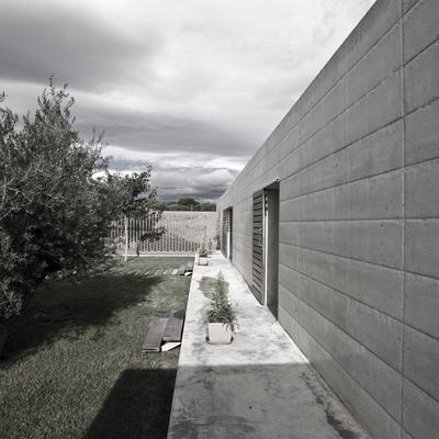 Vivienda unifamiliar Blau i Blanc, Villafranqueza, Alicante