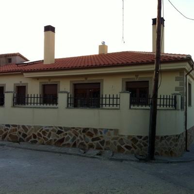 Vivienda unifamiliar en Aldeaseca de Alba