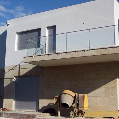 Vivienda unifamiliar en Herbello, Aldán (Cangas, Pontevedra).
