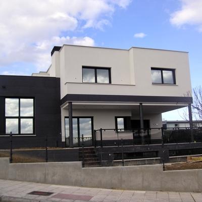 Vivienda unifamiliar en Monte Cerrao (Oviedo)