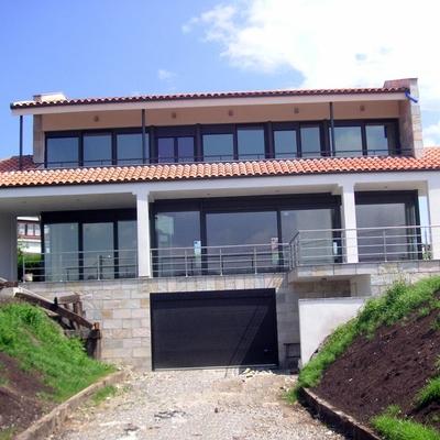 Vivienda unifamiliar en San Miguel de Arroes.