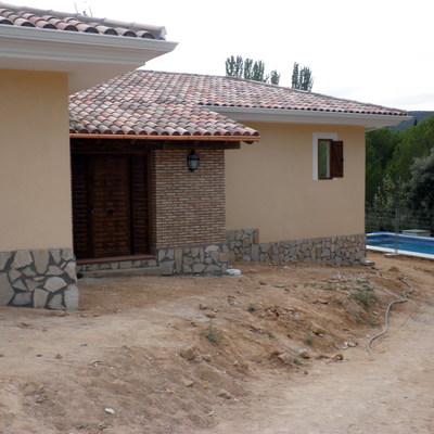 vivienda unifamiliar hecha en urbanizacion las brisas por empresa luis lopez cifuentes e hijos sl
