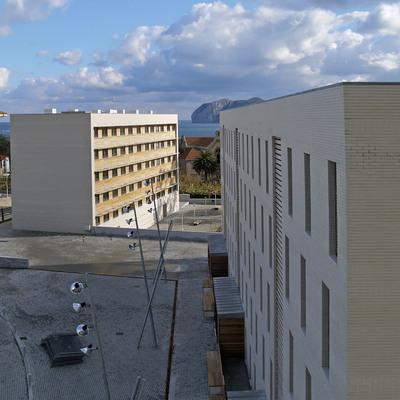 55 Viviendas Bioclimáticas de Bermeo. Ganador Premios Eficiencia Energética Isover 2011