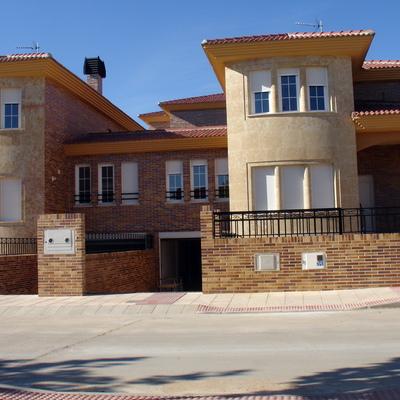 Viviendas pareadas en Cabrerizos (Salamanca)