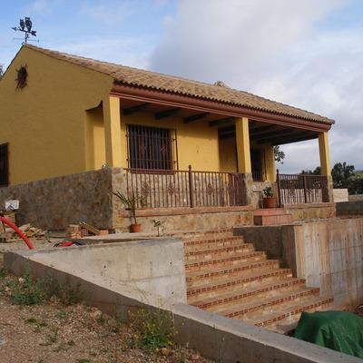 Casa unifamiliar de 80 m2 de nueva construcción.