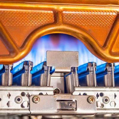 Quemadores calentador gas natural