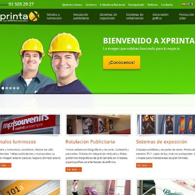 Web Xprinta