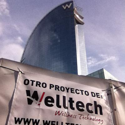 Uno de nuestros proyectos de referencia, el Hotel Vela de Barcelona