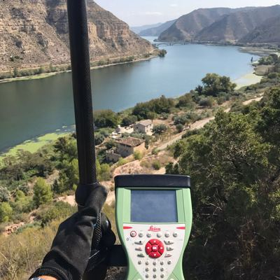 Replanteo con GPS
