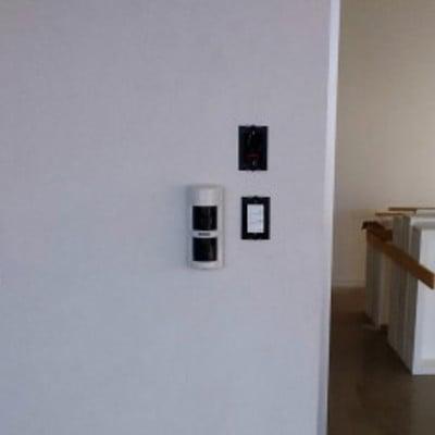 Detector de movimiento para exteriores