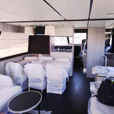 Interiores de barcos