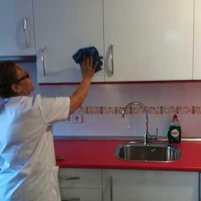 Limpieza a fondo de cocina