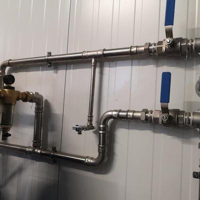Gas/Calefacción Calabug 1.