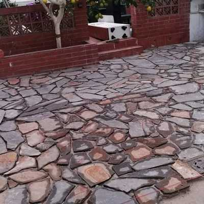 Colocación piedra natural