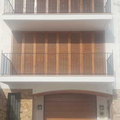 Reparacion de fachada i balcones
